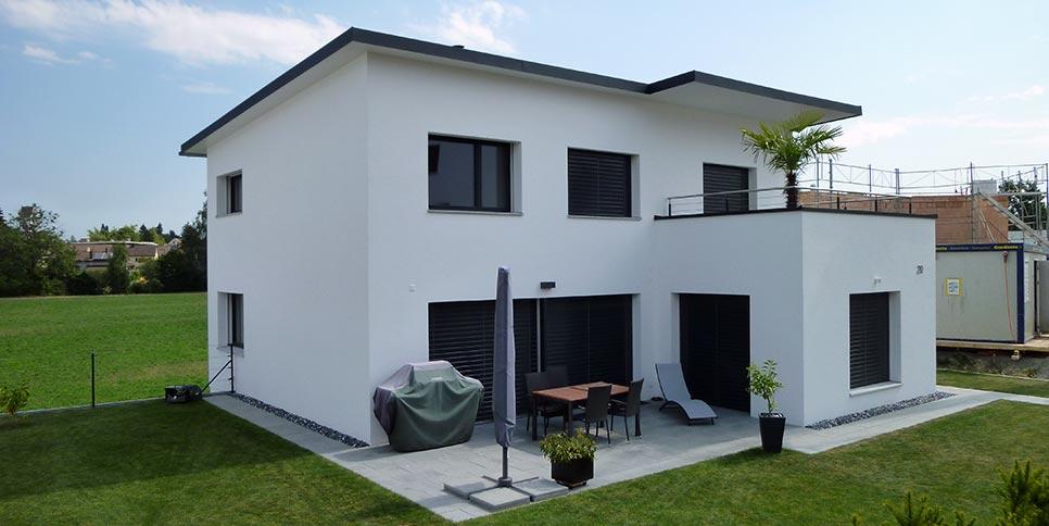 Realisiertes Hausporjekt